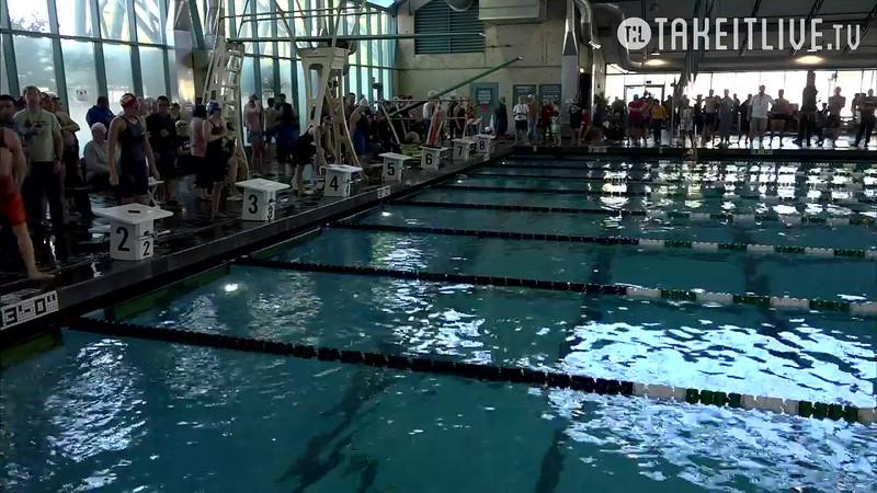 Heat 9 | 11 Women 50 Fly | 2016 SPMS Short Course Meters Championship | VIDEO