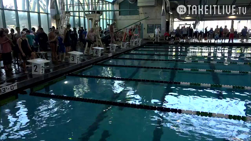 Heat 3 | 13 Mixed 400 Free Relay | 2016 SPMS Short Course Meters Championship | VIDEO