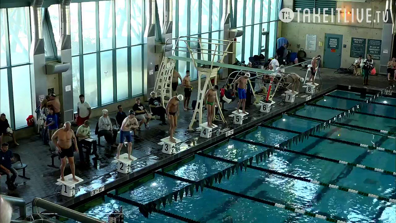 Heat 6 | 10 Men 400 Free | 2016 SPMS Short Course Meters Championship | VIDEO