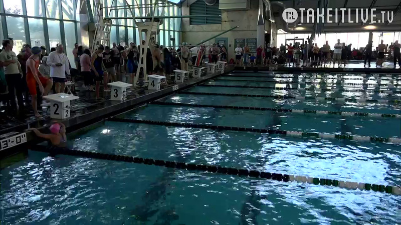 Heat 8 | 11 Women 50 Fly | 2016 SPMS Short Course Meters Championship | VIDEO