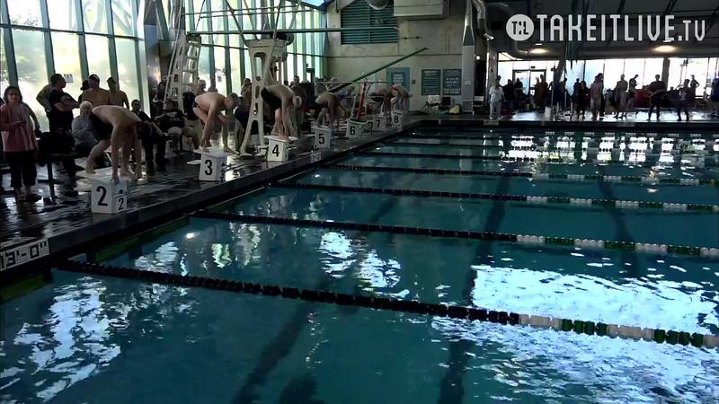Heat 2 | 17 Men 100 Breast | 2016 SPMS Short Course Meters Championship | VIDEO