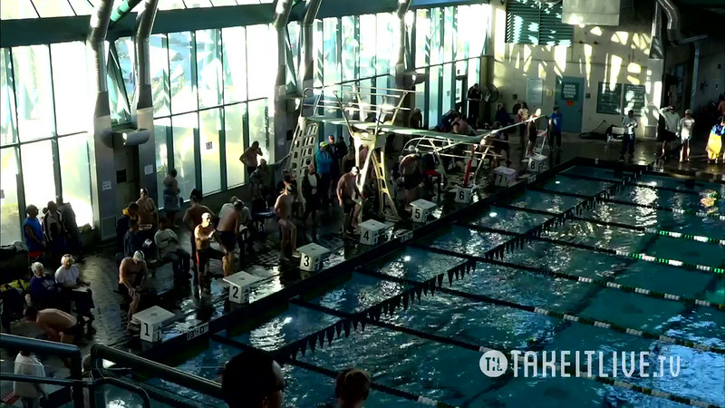 Heat 11 | 5 Men 100 Free | 2016 SPMS Short Course Meters Championship | VIDEO
