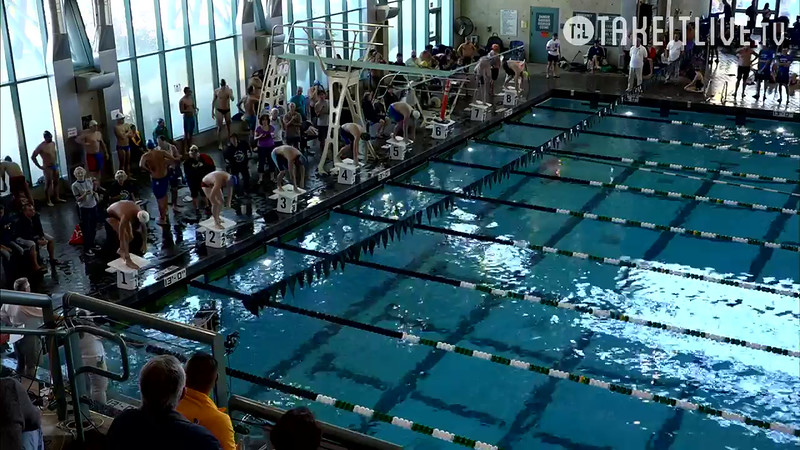 Heat 6 | 26 Men 100 Fly | 2016 SPMS Short Course Meters Championship | VIDEO