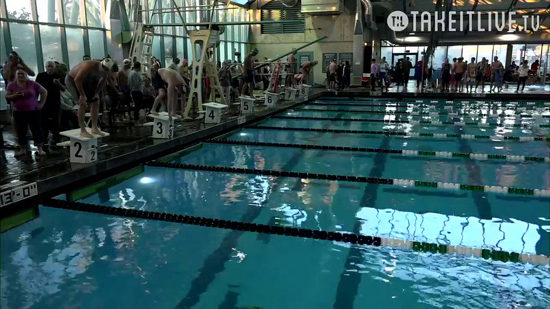 Heat 5 | 22 Men 50 Free | 2016 SPMS Short Course Meters Championship | VIDEO