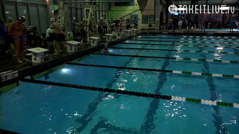 Heat 5 | 37 Men 200 Breast | 2016 SPMS Short Course Meters Championship | VIDEO