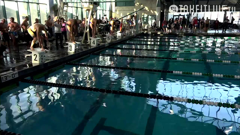 Heat 3 | 33 Men 100 IM | 2016 SPMS Short Course Meters Championship | VIDEO