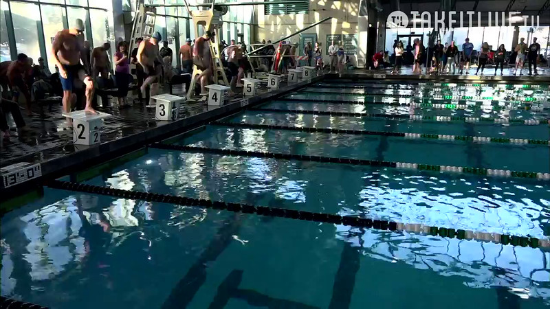 Heat 11 | 33 Men 100 IM | 2016 SPMS Short Course Meters Championship | VIDEO