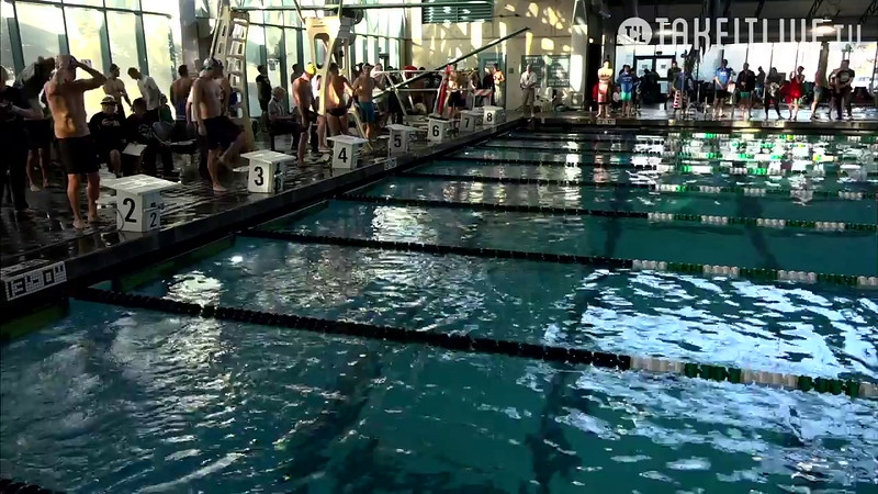 Heat 9 | 33 Men 100 IM | 2016 SPMS Short Course Meters Championship | VIDEO