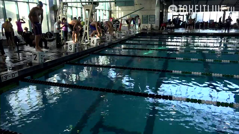 Heat 5 | 31 Men 200 Free | 2016 SPMS Short Course Meters Championship | VIDEO