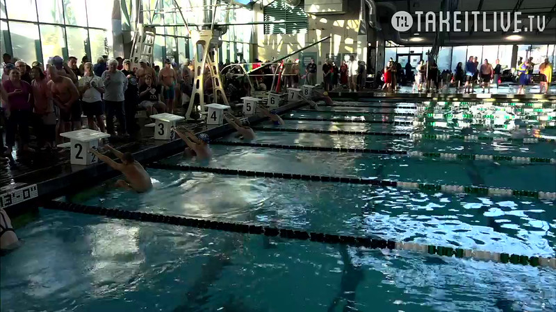 Heat 8 | 20 Mixed 200 Medley Relay | 2016 SPMS Short Course Meters Championship | VIDEO