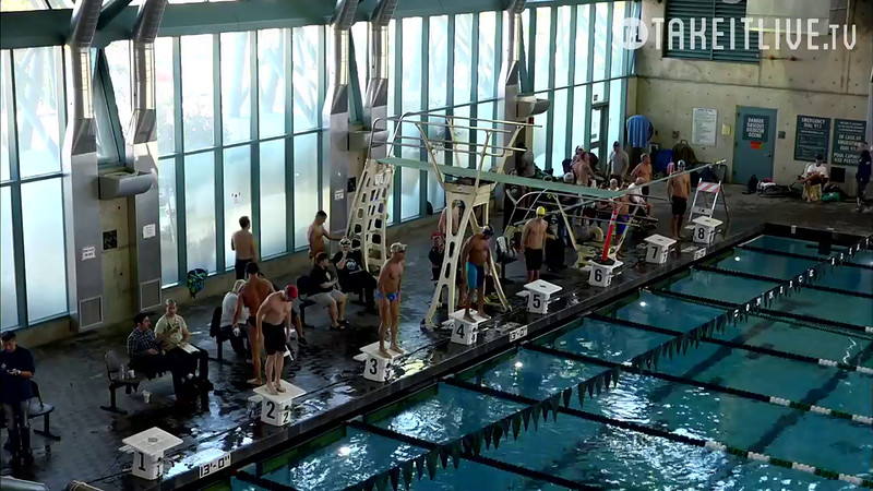 Heat 7 | 10 Men 400 Free | 2016 SPMS Short Course Meters Championship | VIDEO