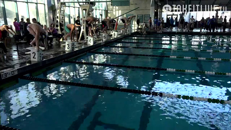 Heat 9 | 31 Men 200 Free | 2016 SPMS Short Course Meters Championship | VIDEO