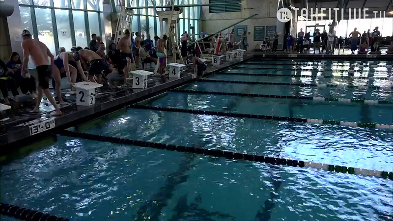 Heat 14 | 24 Mixed 800 Free | 2016 SPMS Short Course Meters Championship | VIDEO