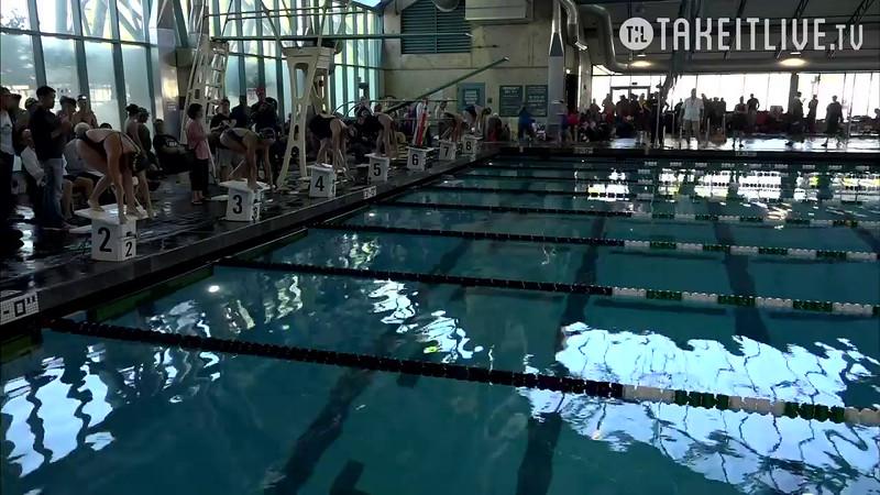 Heat 1 | 11 Women 50 Fly | 2016 SPMS Short Course Meters Championship | VIDEO
