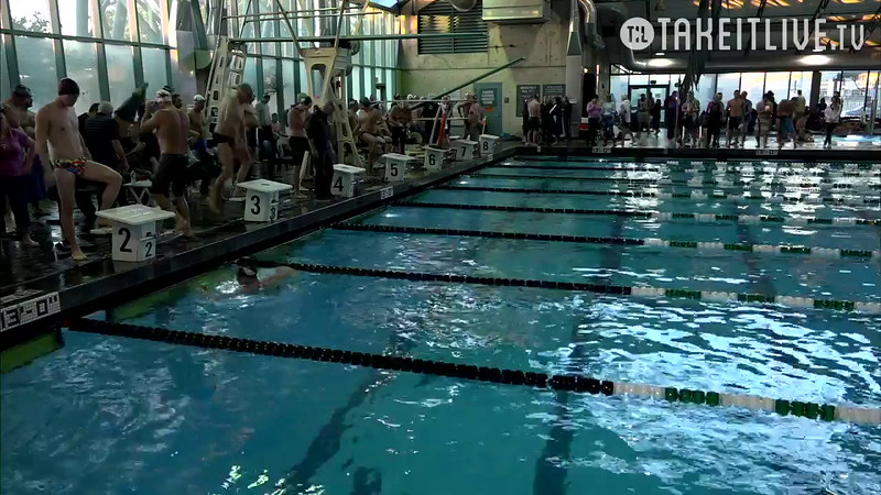 Heat 6 | 22 Men 50 Free | 2016 SPMS Short Course Meters Championship | VIDEO
