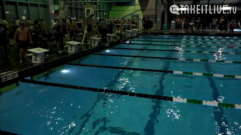 Heat 5 | 38 Mixed 200 Free Relay | 2016 SPMS Short Course Meters Championship | VIDEO