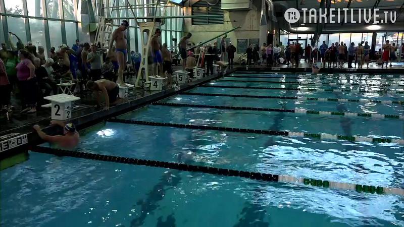Heat 8 | 22 Men 50 Free | 2016 SPMS Short Course Meters Championship | VIDEO