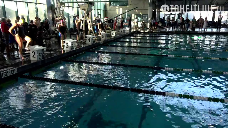Heat 7 | 32 Women 100 IM | 2016 SPMS Short Course Meters Championship | VIDEO