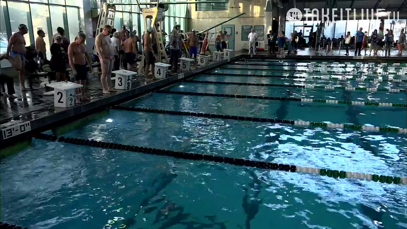 Heat 3 | 35 Men 50 Back | 2016 SPMS Short Course Meters Championship | VIDEO