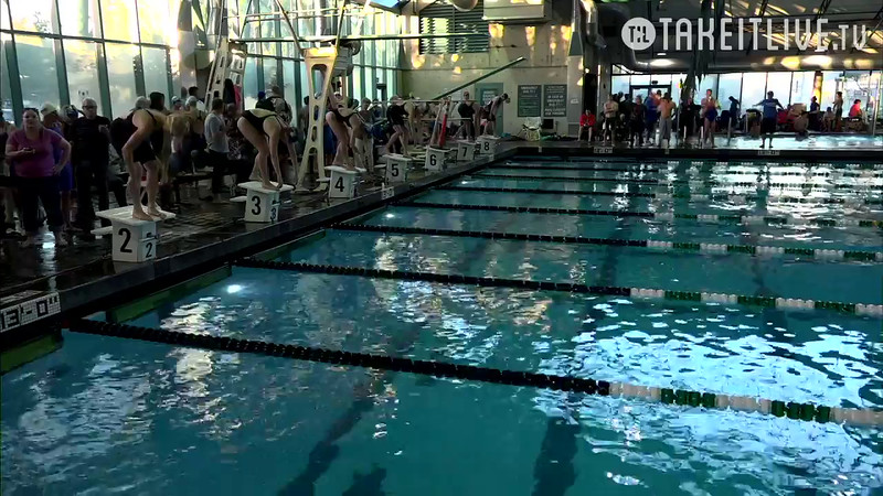 Heat 10 | 21 Women 50 Free | 2016 SPMS Short Course Meters Championship | VIDEO
