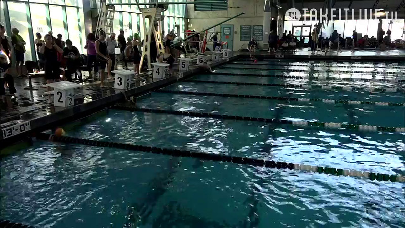 Heat 5 | 30 Women 200 Free | 2016 SPMS Short Course Meters Championship | VIDEO
