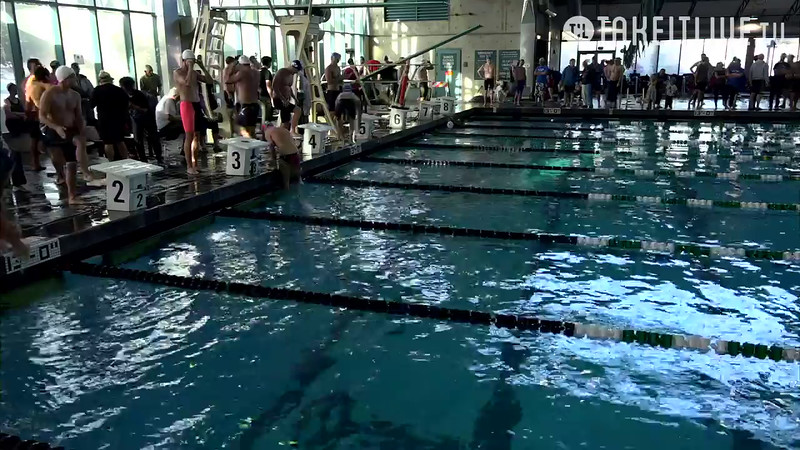 Heat 8 | 31 Men 200 Free | 2016 SPMS Short Course Meters Championship | VIDEO