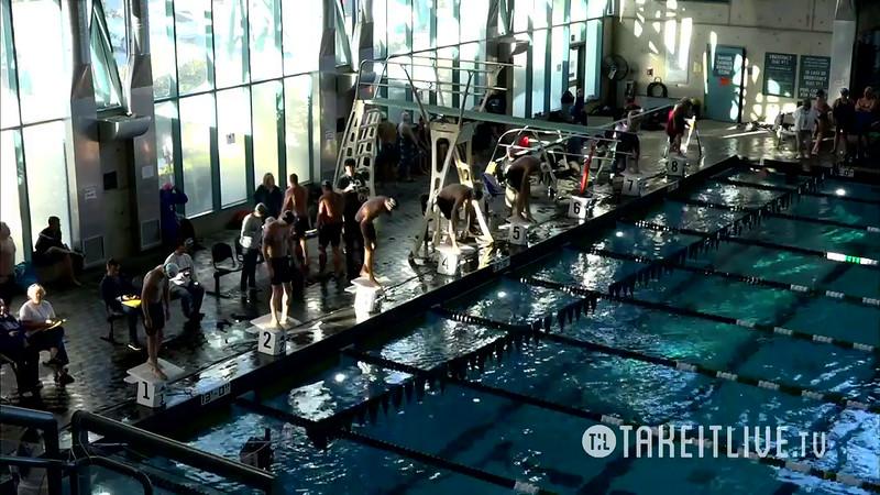 Heat 7 | 3 Men 200 IM | 2016 SPMS Short Course Meters Championship | VIDEO
