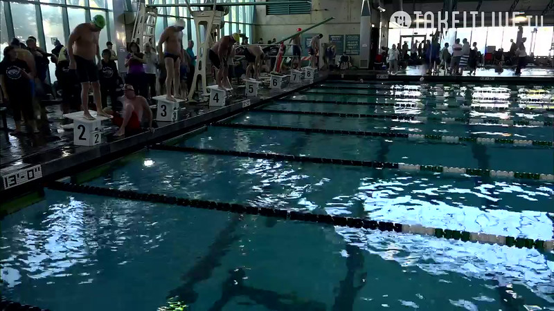 Heat 6 | 28 Men 50 Breast | 2016 SPMS Short Course Meters Championship | VIDEO
