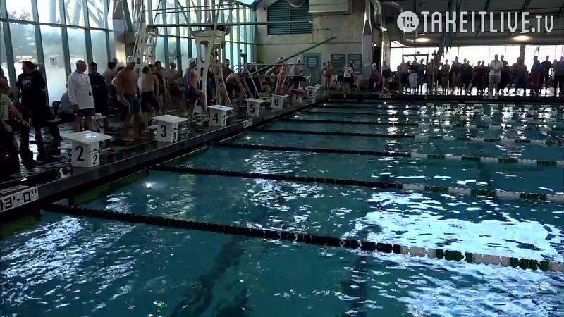 Heat 14 | 12 Men 50 Fly | 2016 SPMS Short Course Meters Championship | VIDEO