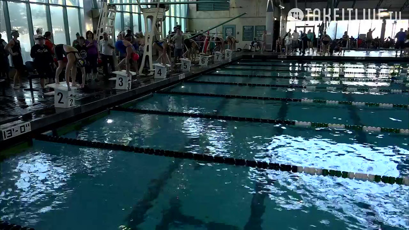Heat 5 | 27 Women 50 Breast | 2016 SPMS Short Course Meters Championship | VIDEO