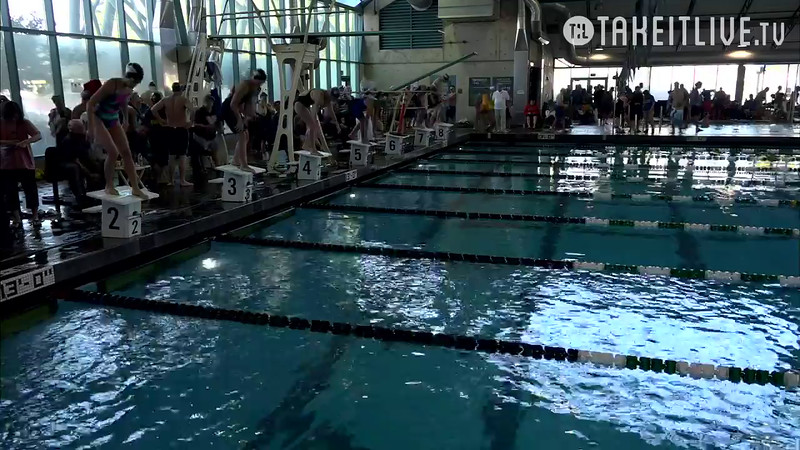 Heat 5 | 13 Mixed 400 Free Relay | 2016 SPMS Short Course Meters Championship | VIDEO