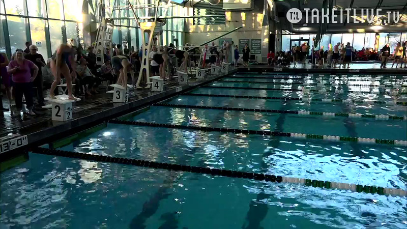 Heat 7 | 21 Women 50 Free | 2016 SPMS Short Course Meters Championship | VIDEO
