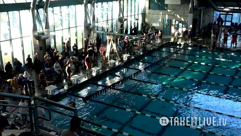 Heat 4 | 4 Women 100 Free | 2016 SPMS Short Course Meters Championship | VIDEO