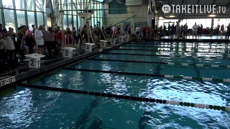 Heat 7 | 11 Women 50 Fly | 2016 SPMS Short Course Meters Championship | VIDEO