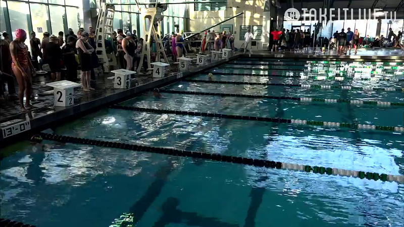 Heat 2 | 34 Women 50 Back | 2016 SPMS Short Course Meters Championship | VIDEO