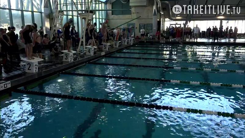 Heat 4 | 11 Women 50 Fly | 2016 SPMS Short Course Meters Championship | VIDEO