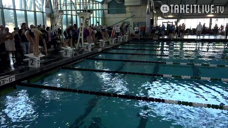 Heat 6 | 11 Women 50 Fly | 2016 SPMS Short Course Meters Championship | VIDEO