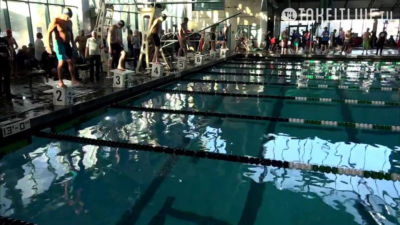 Heat 6 | 33 Men 100 IM | 2016 SPMS Short Course Meters Championship | VIDEO