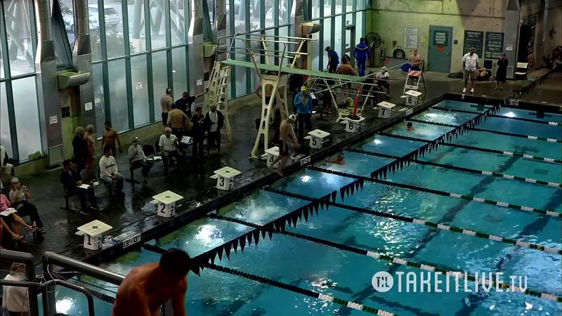 Heat 6 | 7 Men 200 Back | 2016 SPMS Short Course Meters Championship | VIDEO