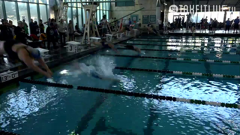 Heat 2 | 27 Women 50 Breast | 2016 SPMS Short Course Meters Championship | VIDEO