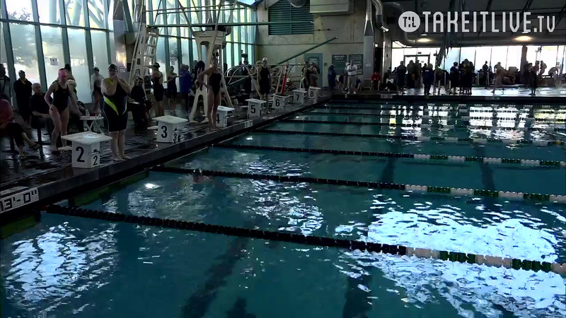 Heat 4 | 14 Women 100 Back | 2016 SPMS Short Course Meters Championship | VIDEO