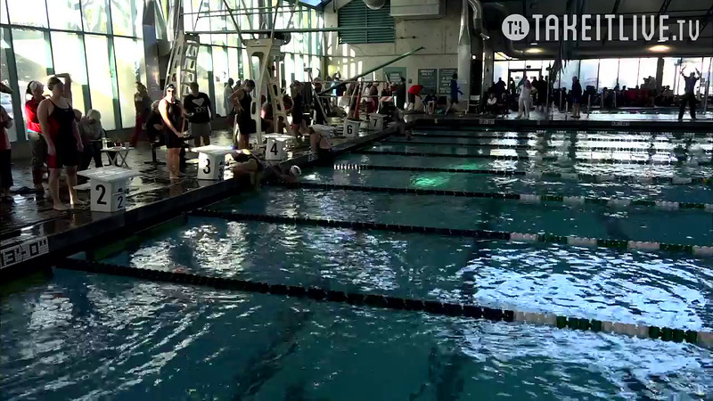 Heat 6 | 18 Women 200 Fly | 2016 SPMS Short Course Meters Championship | VIDEO