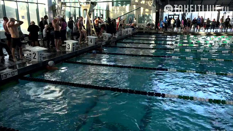 Heat 12 | 33 Men 100 IM | 2016 SPMS Short Course Meters Championship | VIDEO