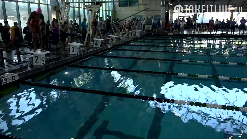 Heat 1 | 27 Women 50 Breast | 2016 SPMS Short Course Meters Championship | VIDEO