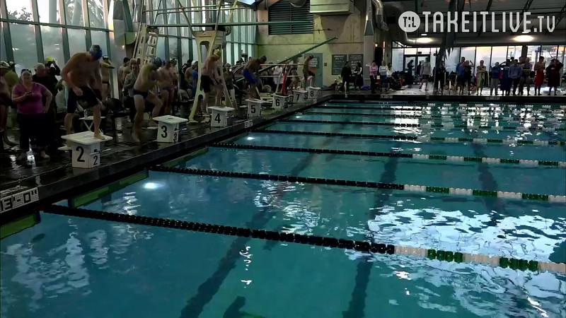 Heat 10 | 22 Men 50 Free | 2016 SPMS Short Course Meters Championship | VIDEO