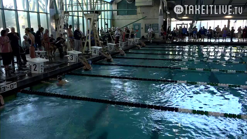 Heat 9 | 14 Women 100 Back | 2016 SPMS Short Course Meters Championship | VIDEO