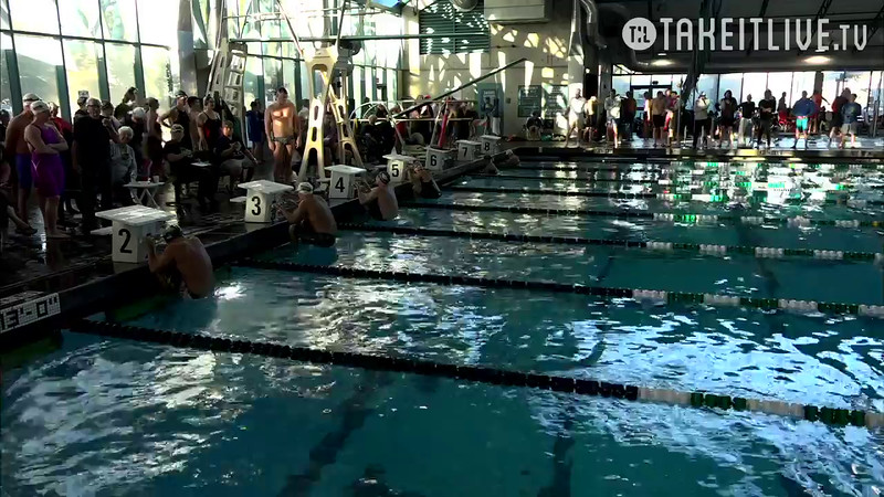 Heat 6 | 20 Mixed 200 Medley Relay | 2016 SPMS Short Course Meters Championship | VIDEO