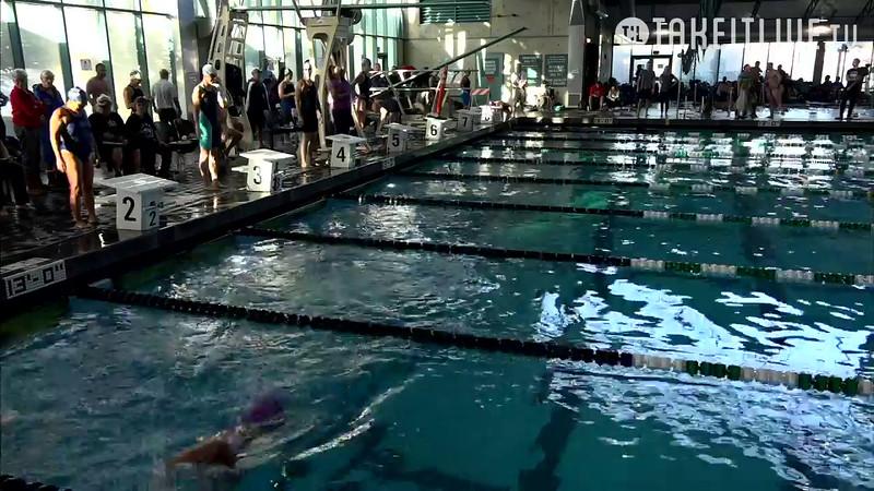 Heat 6 | 32 Women 100 IM | 2016 SPMS Short Course Meters Championship | VIDEO