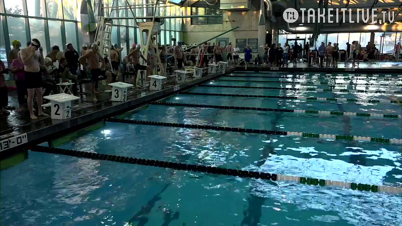 Heat 3 | 22 Men 50 Free | 2016 SPMS Short Course Meters Championship | VIDEO