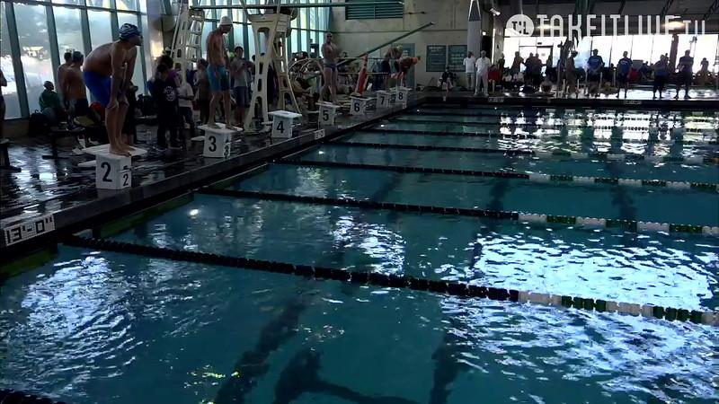 Heat 5 | 26 Men 100 Fly | 2016 SPMS Short Course Meters Championship | VIDEO